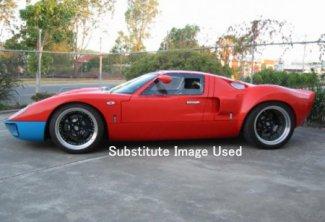 2006 ford gt40 replica kit cars for sale. Black Bedroom Furniture Sets. Home Design Ideas