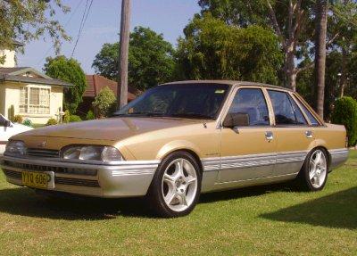 Australia appresh 1986_VL_Commodore