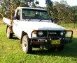 1988 Toyota Landcruiser HJ 75 Tabletop 20120109-2053